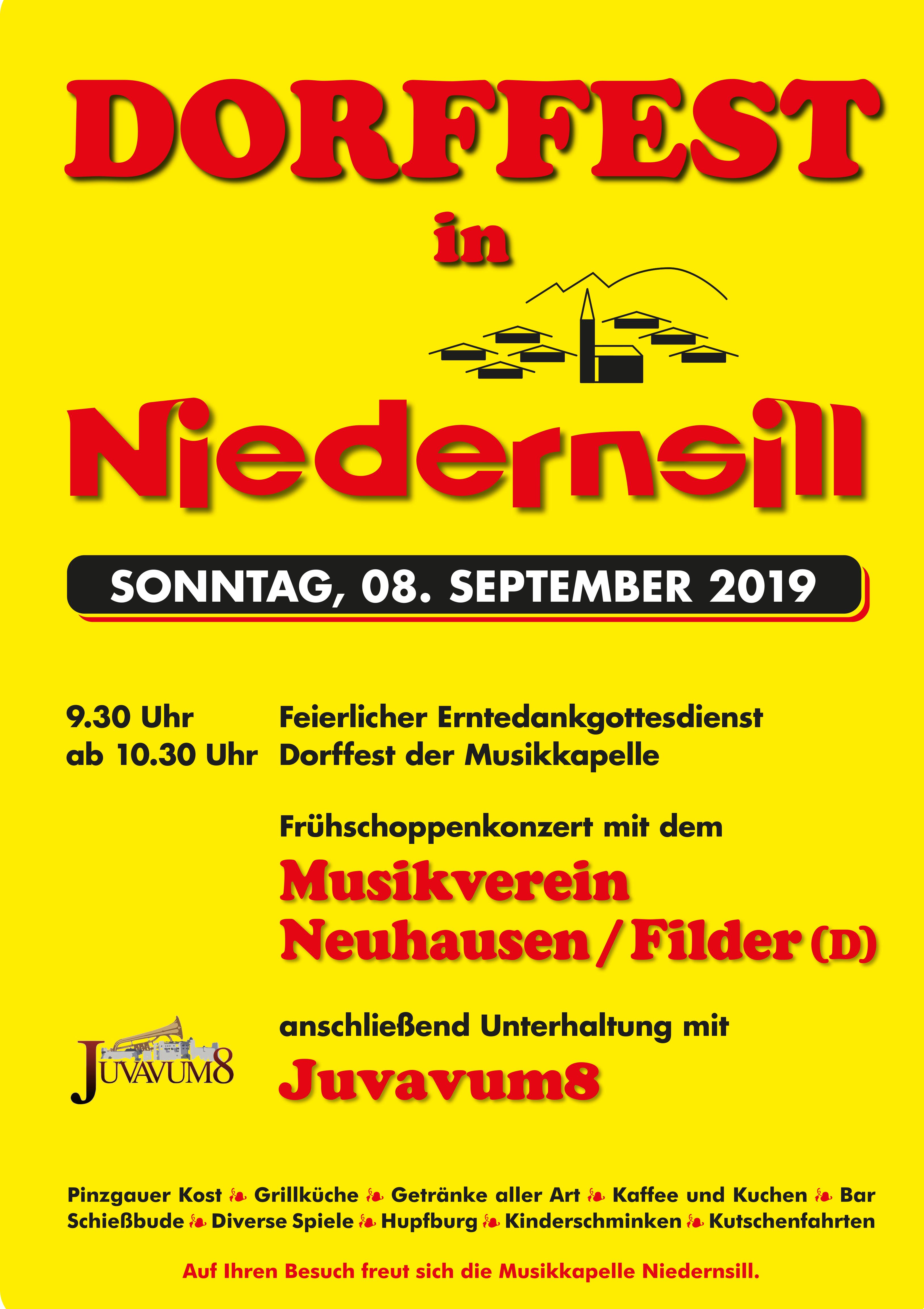 Nsiller_Dorffest19_PlakatA3.indd